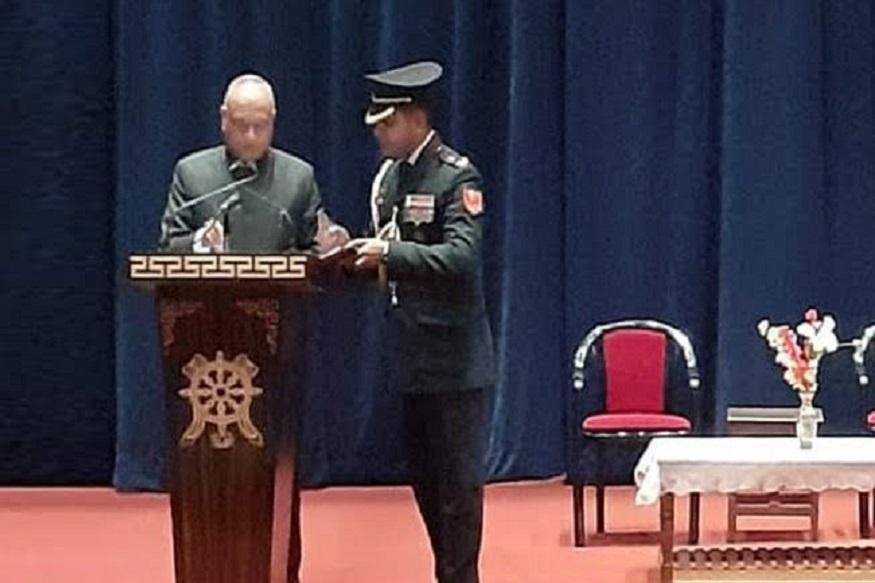 Radha krishna mathur, ladakh, union territory of ladakh, lieutenant governor, jammu and kashmir news, article 370, RK Mathur, आर के माथुर, लद्दाख के उपराज्यपाल, जम्मू कश्मीर, उच्च न्यायालय, अनुच्छेद 370, गीता मित्तल