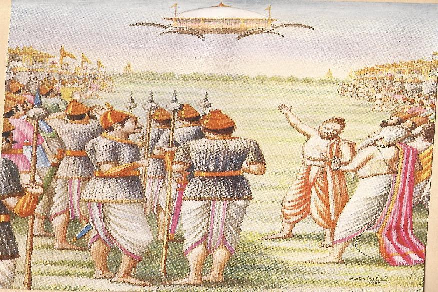 pushpak viman of ravan in ramayan vishwakarma created and gifted to brahma know full story