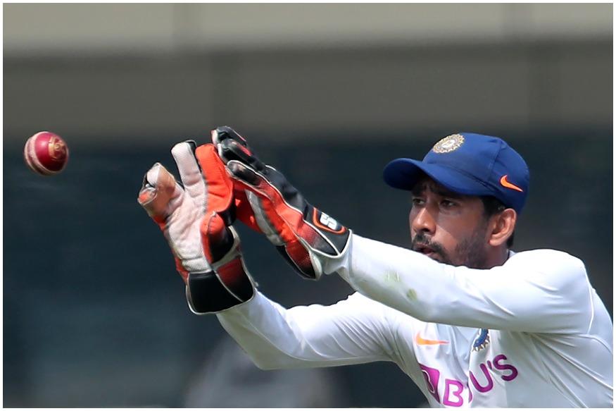 Wriddhiman Saha, rishabh pant, team india, cricket, sports news, ऋद्धिमान साहा, ऋषभ पंत, टीम इंडिया, क्रिकेट, स्पोर्ट्स न्यूज