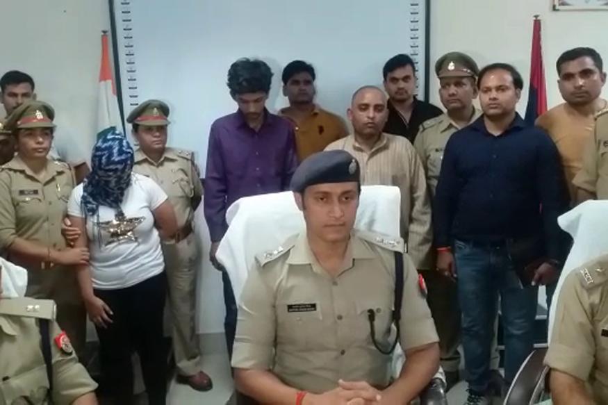 Ajitesh Mishra arrested