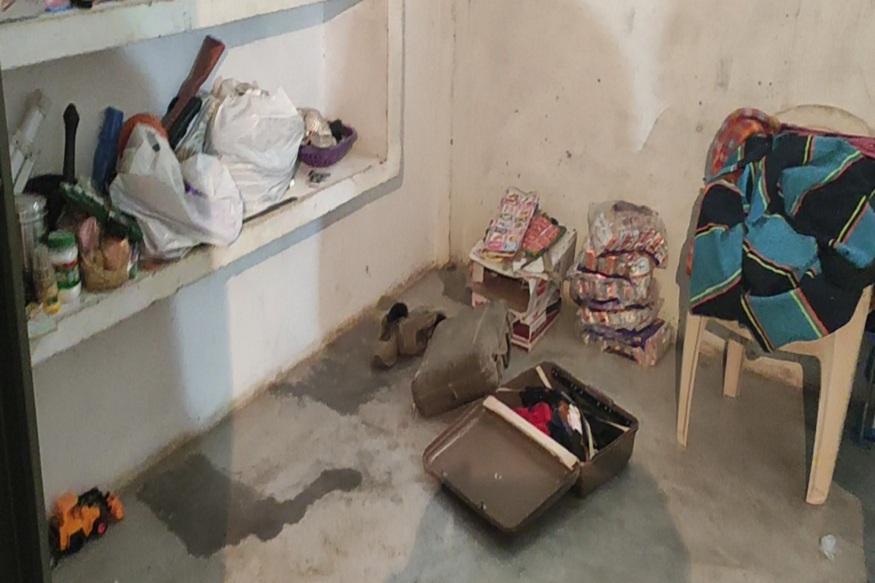 News - छत के रास्ते घर में घुसे थे नकाबपोश बदमाश