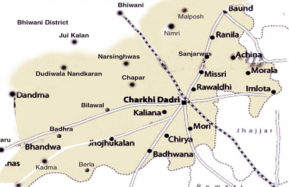 charkhi dadri
