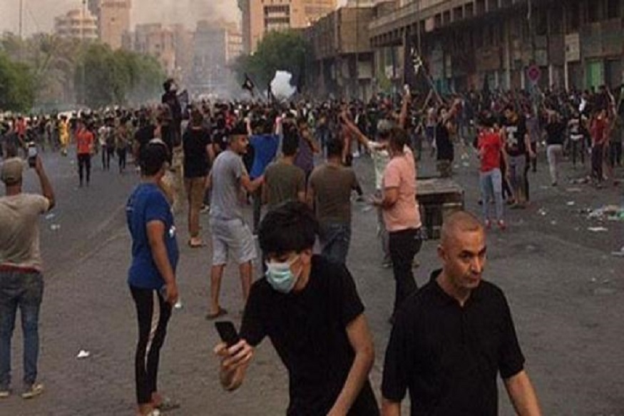 42 people killed in demonstrations in Iraq