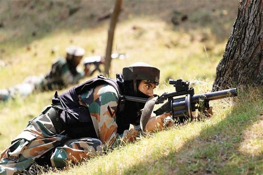 Indian Border, Pakistan Army, ISI, Map, Guide, Indian Army, Border, Terrorist