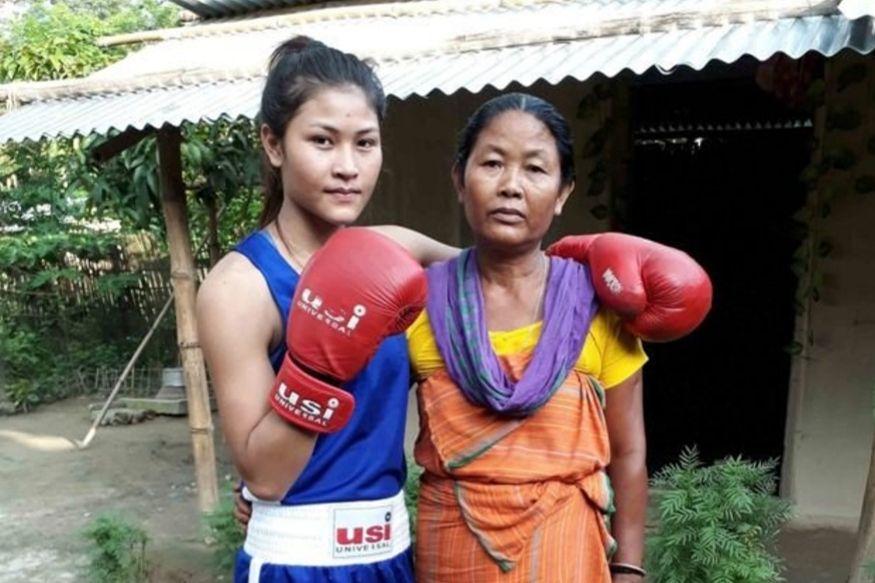 jamuna boro, boxing