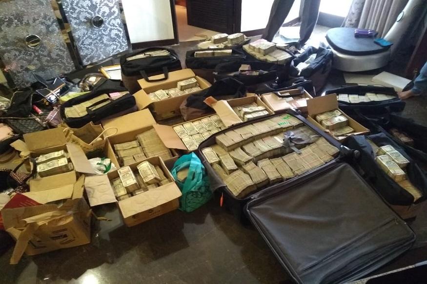 Kalki bhagwan had hoarded as much as Rs 93 crore in cash at his ashram