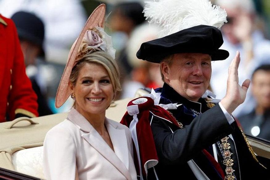 नीदरलैंड के राजा और रानी भारत के सरकारी दौरे पर आज आएंगे