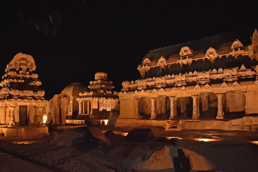 mahabalipuram or mamallapuram which name is true and what is story behind it
