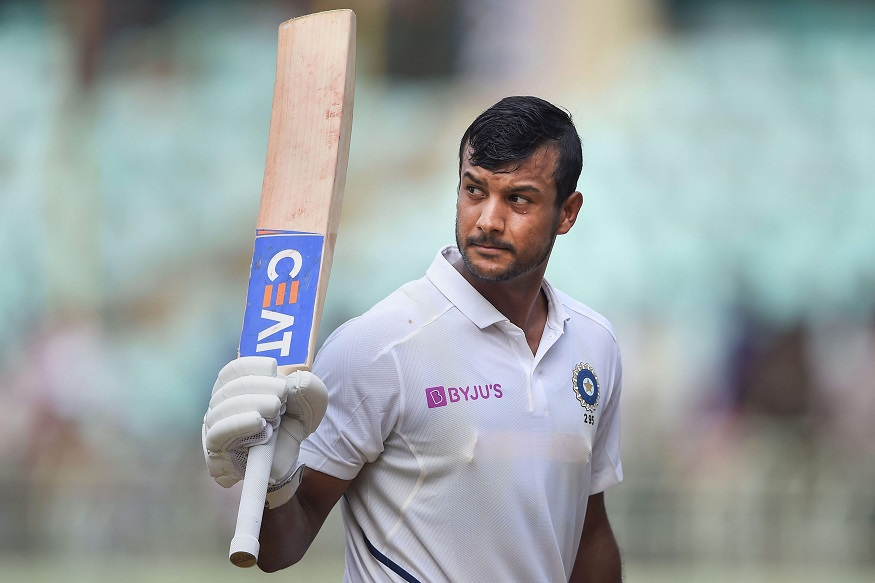मयंक अग्रवाल ने सलामी बल्लेबाज के रूप में खुद को साबित किया है.