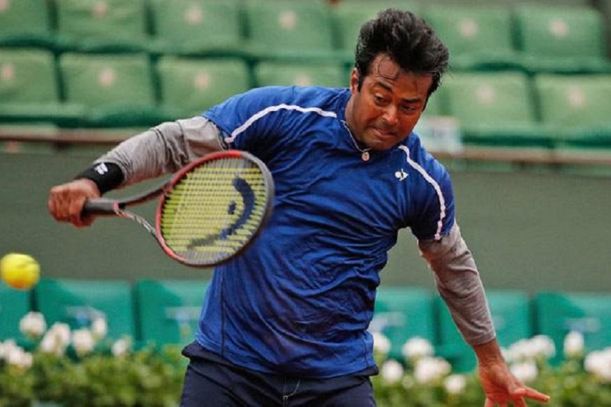 Leander Paes, Davis Cup, india vs pakistan, लिएंडर पेस, डेविस कप, भारत बनाम पाकिस्तान, टेनिस