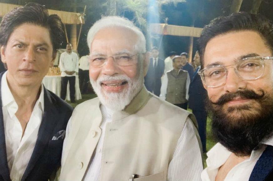 पीएम मोदी से मिलने के बाद शाहरुख खान ने किया ये ट्वीट, कहा-