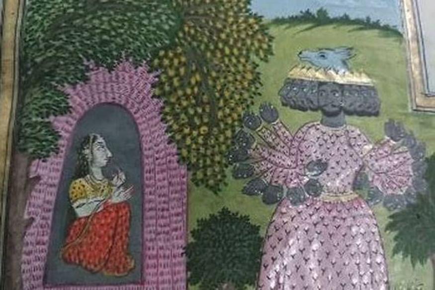Ramayana, religious texts, Maharishi Valmiki, Sanskrit, Quran,