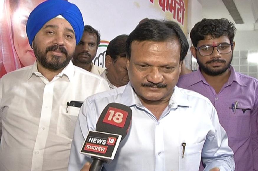News - त्री सज्जन सिंह वर्मा ने कहा कि सिंधिया जी को अपने क्षेत्र के किसानों की ज्यादा चिंता है
