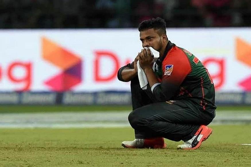 Shakib Al Hasan handed a 24 month ban by ICC, bangladesh cricket board, शाकिब अल हसन, बैन, बांग्लादेश क्रिकेट बोर्ड, बांग्लादेश क्रिकेट टीम, शाकिब अल हसन रिकॉर्ड, shakib records