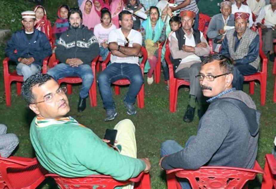 विजय इंद्र कर्ण को 15.64 फीसदी वोट मिले हैं.