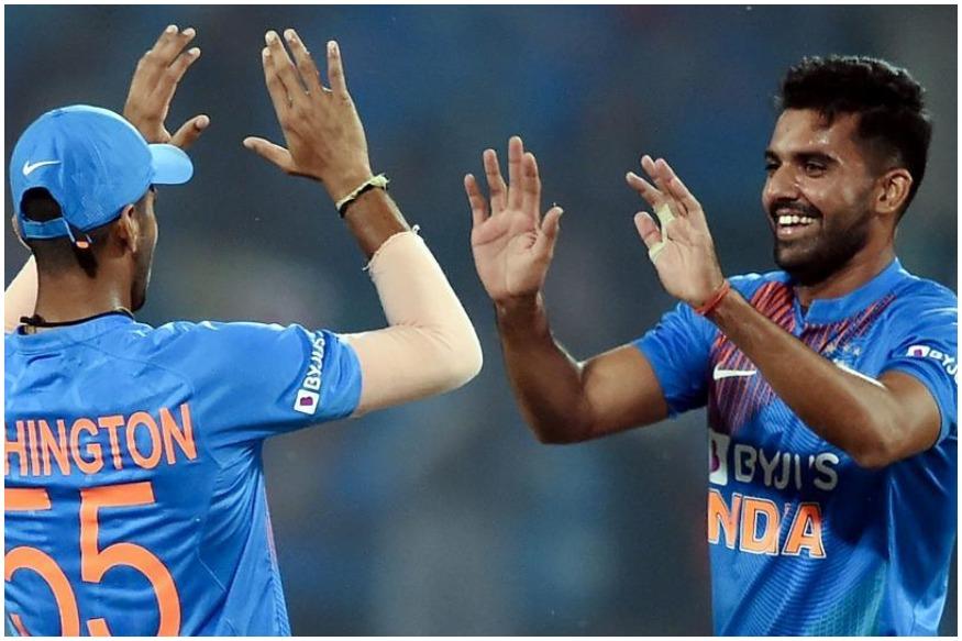 सैयद मुश्ताक अली ट्रॉफी में राजस्थान के लिए खेलते हुए दीपक चाहर (Deepak Chahar) ने जबर्दस्त गेंदबाजी की, राजस्थान ने यूपी को 5 विकेट से हराया