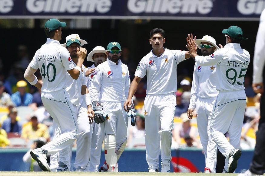 australia vs pakistan, Shaheen Shah Afridi, Yasir Shah, Naseem Shah नसीम शाह,यासिर शाह, क्रिकेट