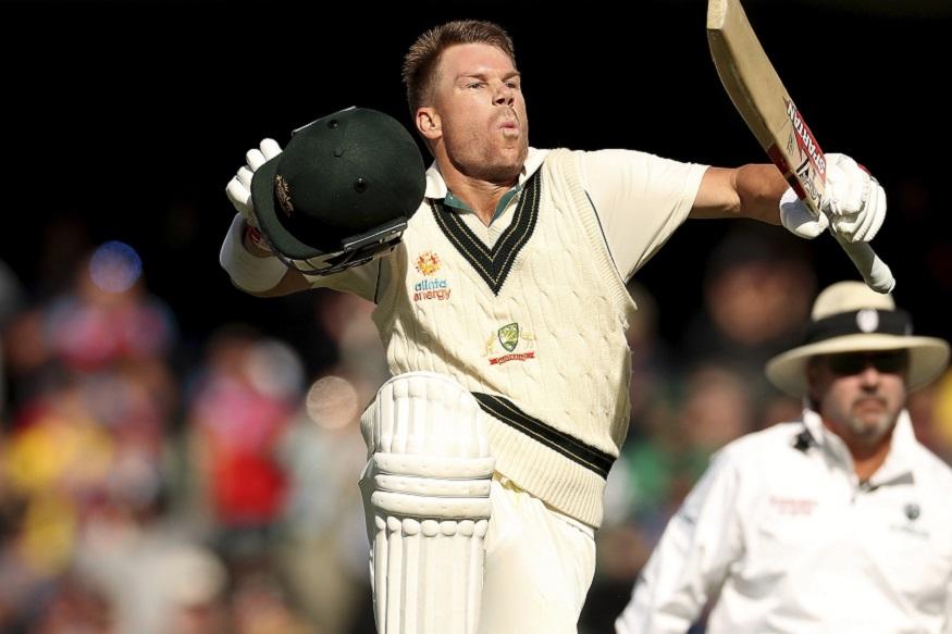 david warner triple century, david warner tim paine, adelaide test, australia vs pakistan test, डेविड वॉर्नर तिहरा शतक, डेविड वॉर्नर टिम पेन, ऑस्ट्रेलिया पाकिस्तान टेस्ट, एडिलेड टेस्ट