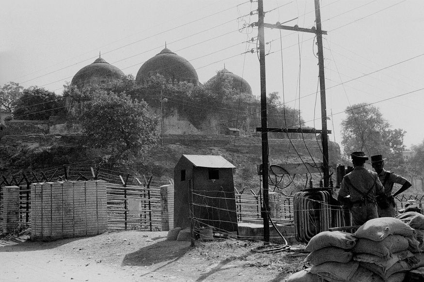 ayodhya verdict this is how the ram mandir babri masjid dispute case hearing for 9 years in the supreme court