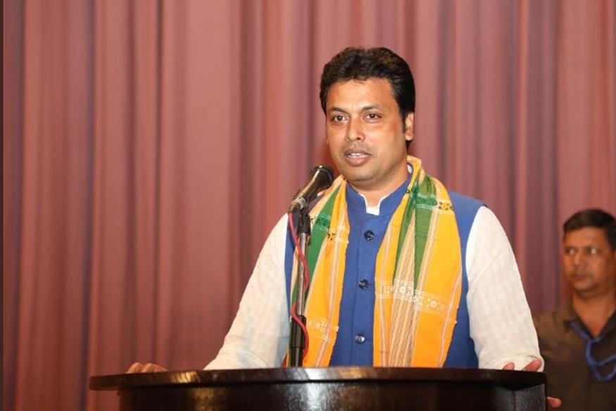 Biplab Deb - Mughals intended to destroy cultural wonders of Tripura