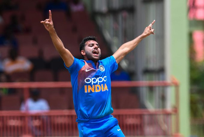 deepak chahar, sports news, cricket