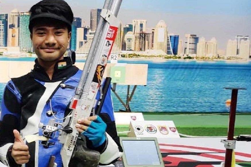 Asian Shooting Championship, Dhanush Srikanth, shooting, sports news, एशियन शूटिंग चैंपियनशिप, धनुष श्रीकांत