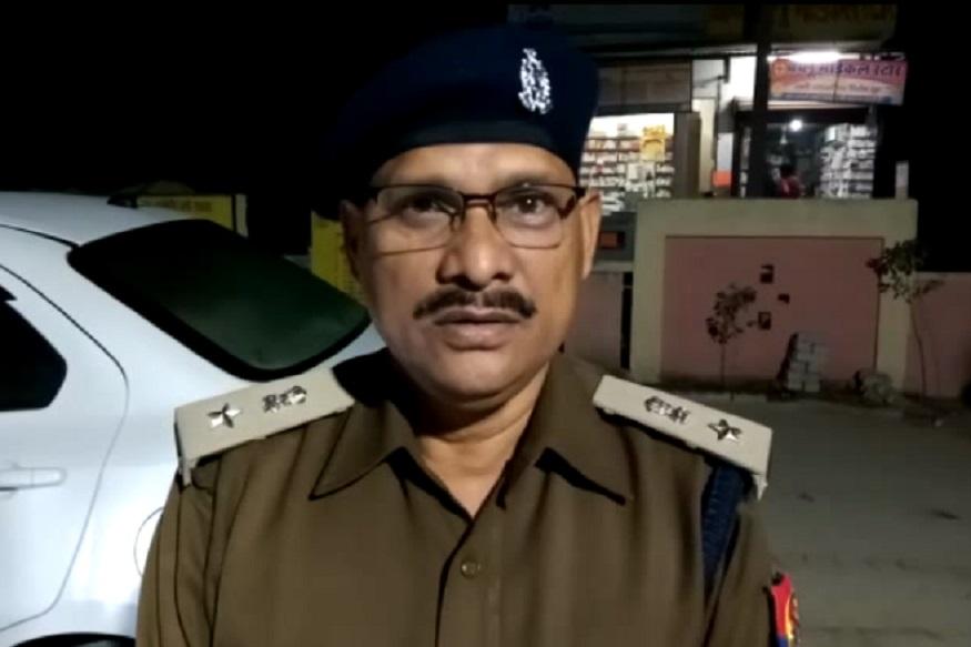 amethi ASP Dayaram Saroj