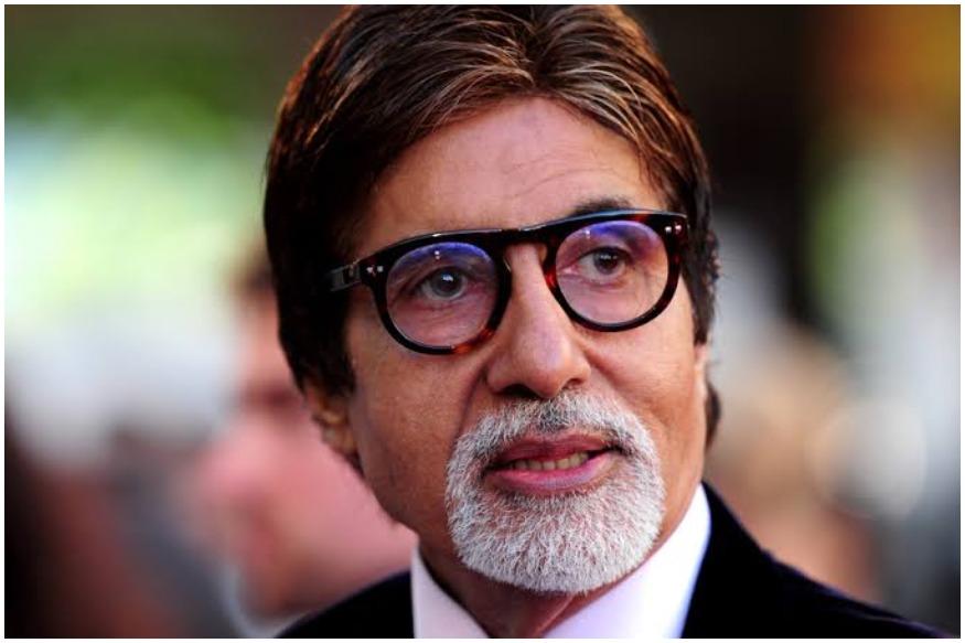 अमिताभ बच्चन को लगी है चोट, खुद फोटो डालकर कही ये बात