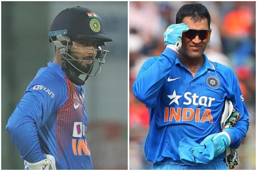 दिल्ली टी20 में टीम इंडिया को बांग्लादेश के खिलाफ हार झेलनी पड़ी, मैच के दौरान ऋषभ पंत (Rishabh Pant) की एक गलती के बाद स्टेडियम में धोनी-धोनी के नारे लगे