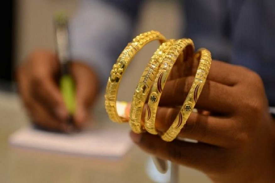 Gold Silver Price Today Gold prices rose Rs 181 to Rs 39395 per 10 gram in Delhi