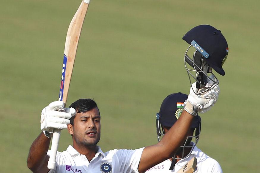 mayank agarwal double century, mayank agarwal indore test, india bangladesh test, ind vs ban indore test, मयंक अग्रवाल दोहरा शतक, इंदौर टेस्ट, इंडिया बांग्लादेश टेस्ट