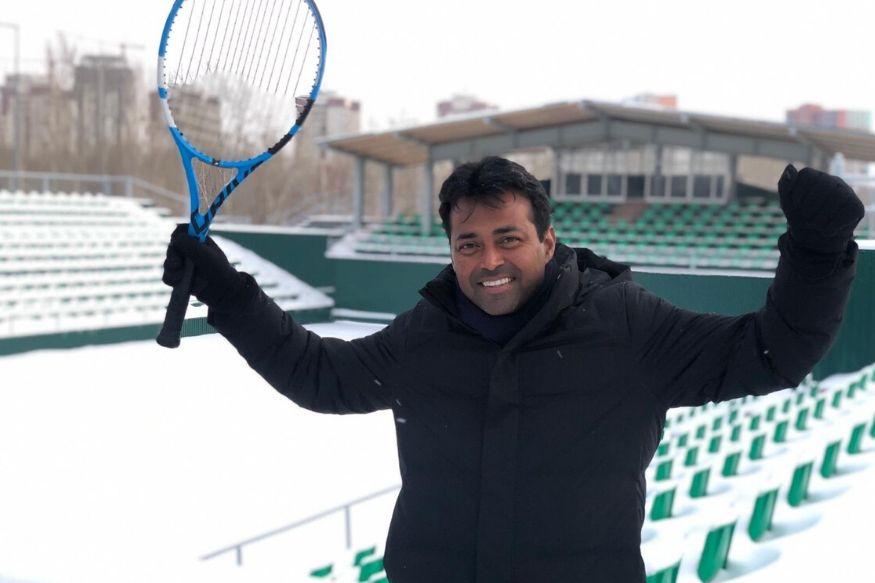 leander paes, india,tennis ,davis cup