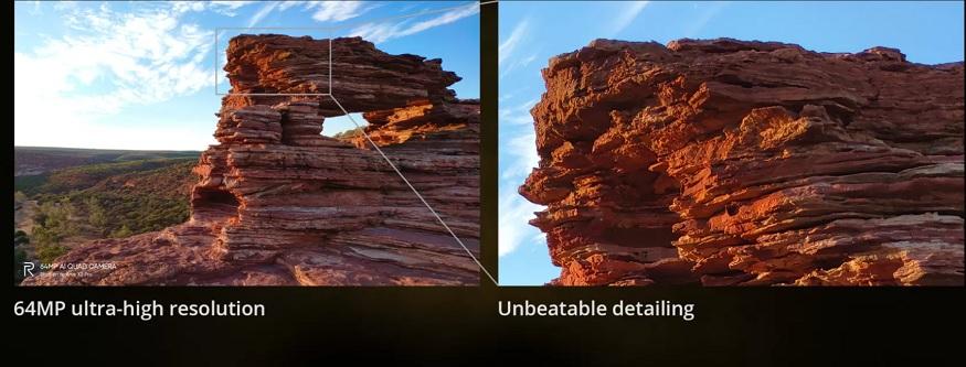 Realme X2 Pro का कैमरा सैंपल