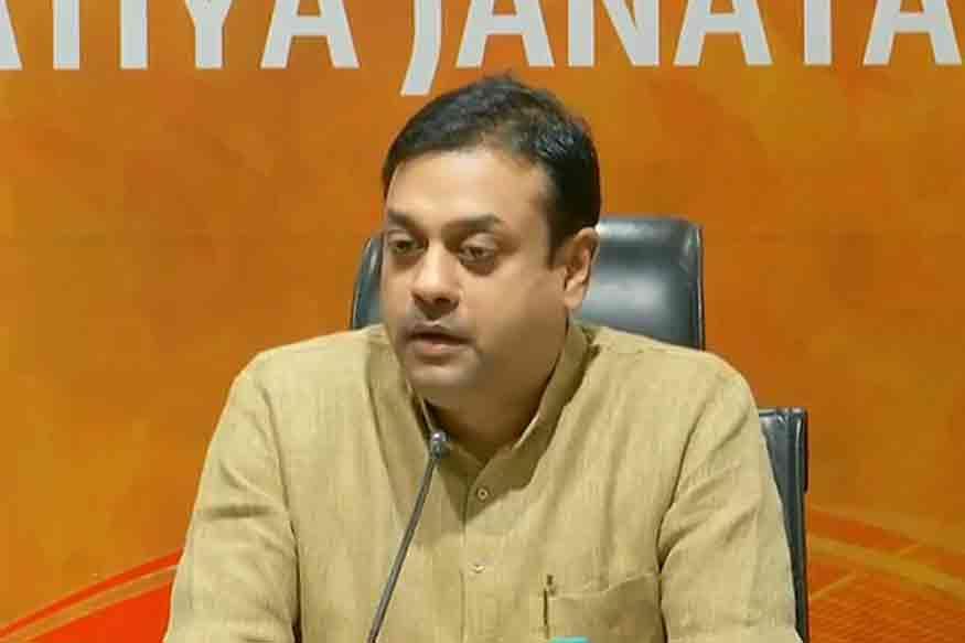 करतारपुर कॉरिडोर पर सिद्धू के बयान के लिए देश से माफी मांगे सोनिया: पात्रा