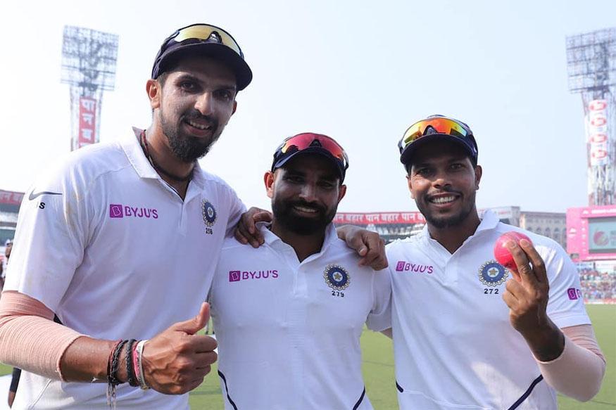 indian fast bowlers, ishant sharma, umesh yadav, mohammed shami, indian pacers, भारतीय तेज गेंदबाजी, इशांत शर्मा, उमेश यादव, मोहम्मद शमी