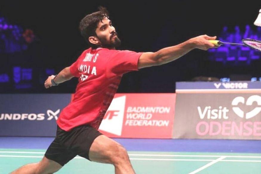 kidambi sri kanth, badminton, sports news, cricket news