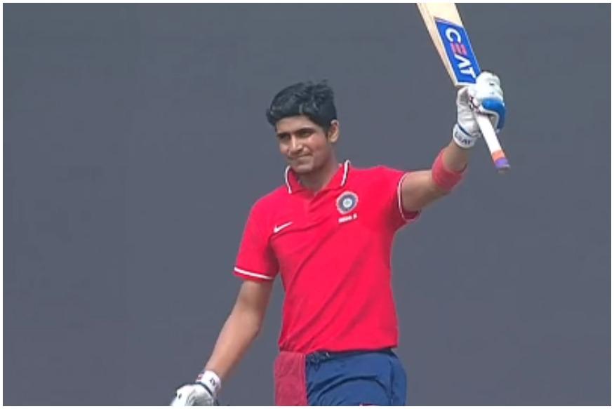 रांची में खेली जा रही देवधर ट्रॉफी (Deodhar Trophy) के दूसरे मैच में इंडिया सी के कप्तान शुभमन गिल (Shubman Gill) ने 143 रन बनाए, मयंक अग्रवाल (Mayank Agarwal) ने भी 120 रनों की पारी खेली