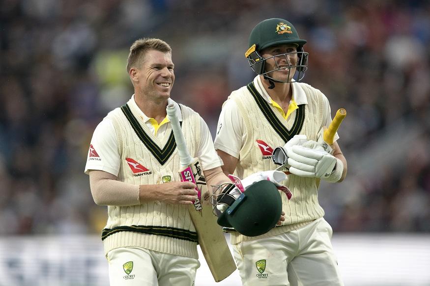 david warner century, david warner adelaide test, australia vs pakistan test, live aus vs pak test, डेविड वॉर्नर शतक, एडिलेड टेस्ट, ऑस्ट्रेलिया पाकिस्तान टेस्ट, मार्नस लाबुशेन, पाकिस्तान वस ऑस्ट्रेलिया