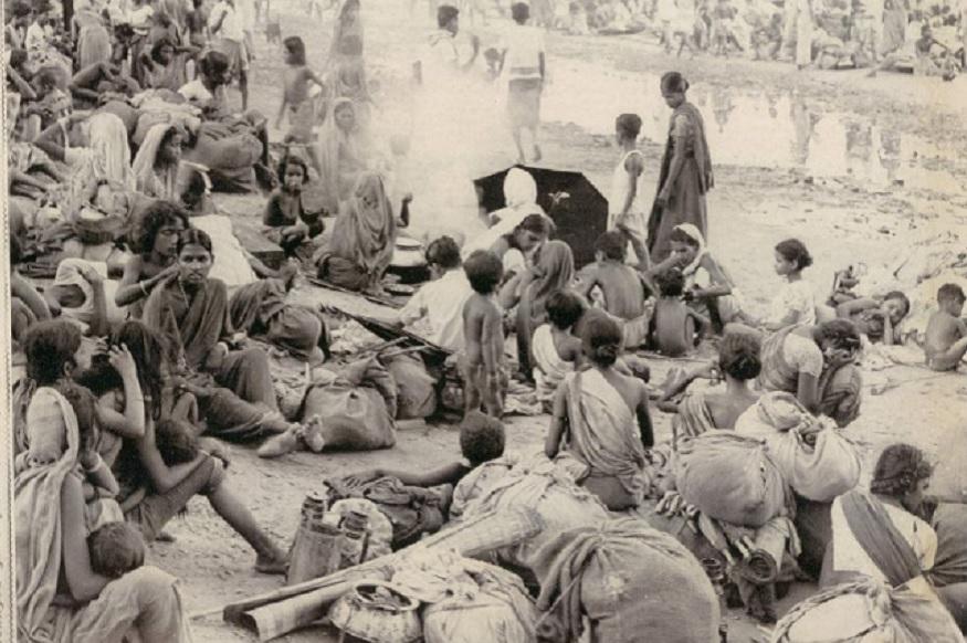 1971 के भारत-पाकिस्तान युद्ध के दौरान पूर्वी पाकिस्तान से बड़ी संख्या में बांग्लादेशी हिंदू भारत आए थे.