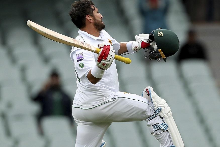 yasir shaha, australia vs pakistan, cricket, sports news, यासिर शाह, क्रिकेट, ऑस्ट्रेलिया बनाम पाकिस्तान, बाबर आजम, स्पोर्ट्स न्यूज