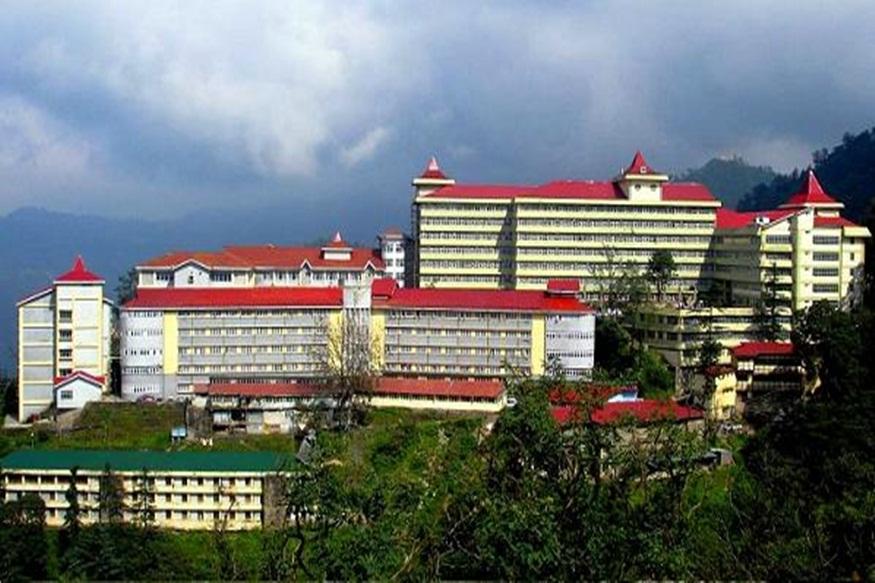 शिमला का आईजीएमसी अस्पताल.
