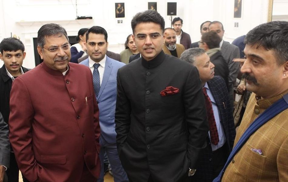 बीजेपी प्रदेशाध्यक्ष डॉ. सतीश पूनिया ने कहा कि जहां जीवन उत्सव है वह राजस्थान है. भक्ति और शक्ति से समृद्ध कोई धरती है तो वह राजस्थान है. पूनिया ने कहा कि आपने अपने कौशल, बुद्धिमता और परिश्रम से अपनी जो उपस्थिति इस सुदूर देश में दर्ज करवाई है वह काबिले तारीफ है. पूनिया ने कहा कि पीएम नरेंद्र मोदी के नेतृत्व में 2014 से भारत को सम्मान विदेशों में प्राप्त हुआ है. आज विश्व में भारतीयों को सम्मान की नजर से देखा जाता है. पूनिया ने डिप्टी सीएम सचिन पायलट से आग्रह किया कि राजस्थान एसोसिएशन यू.के. जिन मुद्दों को लेकर राजस्थान के हित में काम करना चाहती है. उनमें उनकी मदद करें. साथ ही कहा कि राजस्थान में हम सत्ता में नहीं हैं, लेकिन जो भी बन पड़ेगा प्रदेश हित के लिए हम साथ काम करेंगे.