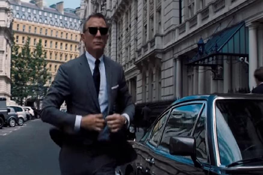 James Bond 007 की अगली फिल्म No Time To Die का ट्रेलर रिलीज