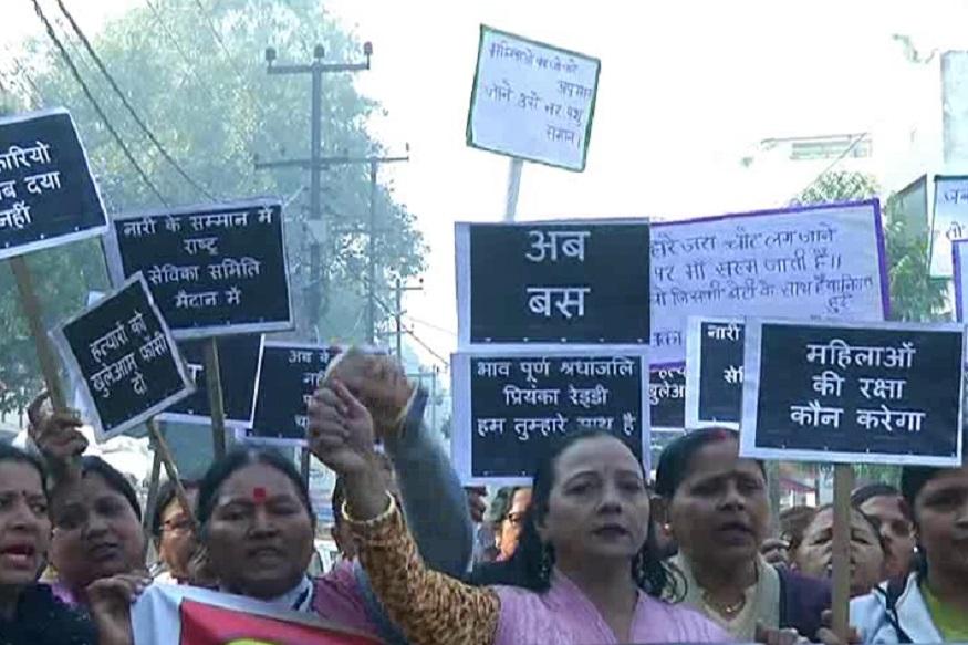 Meerut, Unnao Gangrape, death of the victim,