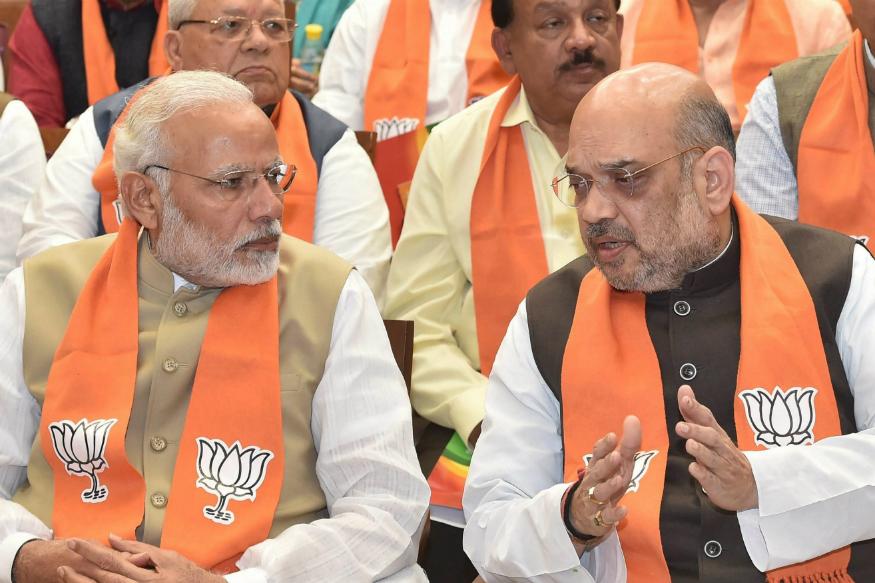 BJP, CAA, NRC