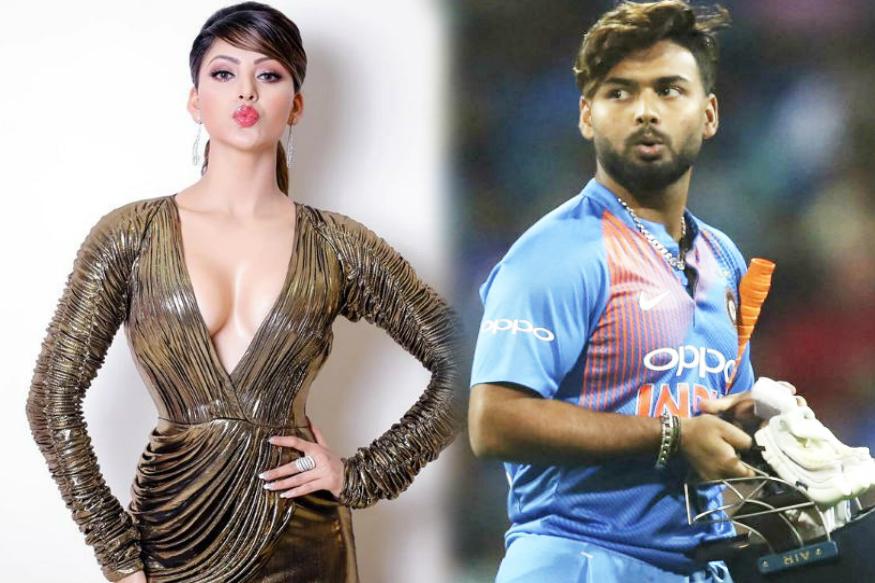 Urvashi Rautela, Rishabh Pant, Urvashi Rautela dating cricketer Rishabh Pant, Urvashi Rautela dating Hardik Pandya, Urvashi Rautela spotted at dinner date with Rishabh Pant, bollywood, sports, entertainment, उर्वशी रौतेला, रिषभ पंत, उर्वशी रौतेला क्रिकेटर रिषभ पंत को कर रही हैं डेट, उर्वशी रौतेला हार्दिक पांड्या का अफेयर, रिषभ पंत के साथ डिनर डेट पर उर्वशी रौतेला, बॉलीवुड, स्पोर्ट्स, मनोरंजन