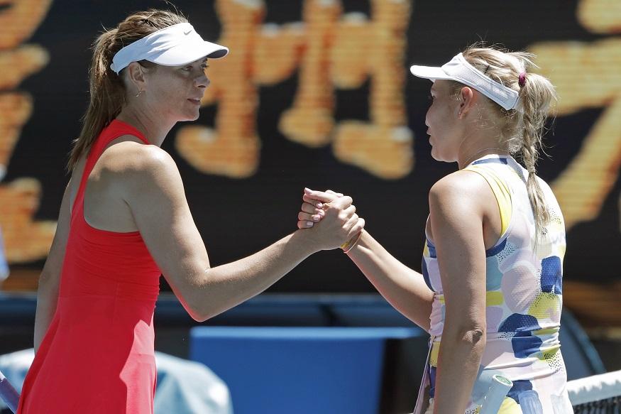 australian open, prajnesh gunneswaran, Maria Sharapova, sania mirza, tennis, sports news, प्रजनेश गुणेश्वरन, मारिया शारापोवा, सानिया मिर्जा, टेनिस, स्पोर्ट्स न्यूज