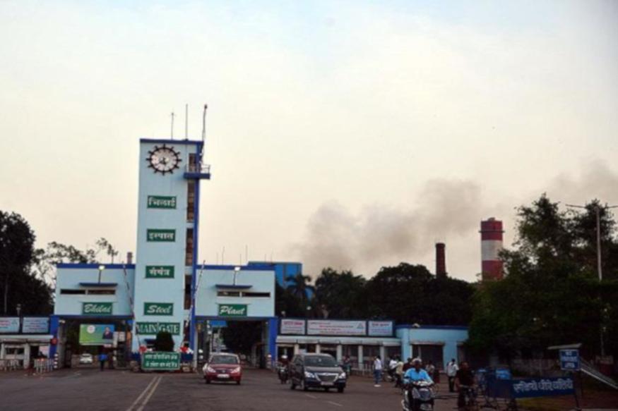 छत्तीसगढ़ (Chhattisgarh) केदुर्ग (Durg) जिले में संचालित सेल (SAIL) की यूनिट भिलाई स्टील प्लांट (Bhilai Steel Plant) में फिर एक बड़ा हादसा हो गया है