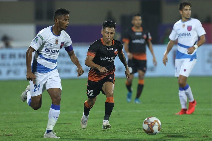 GOA FC, JACKYCHAND SINGH, ISL , SPORTS NEWS