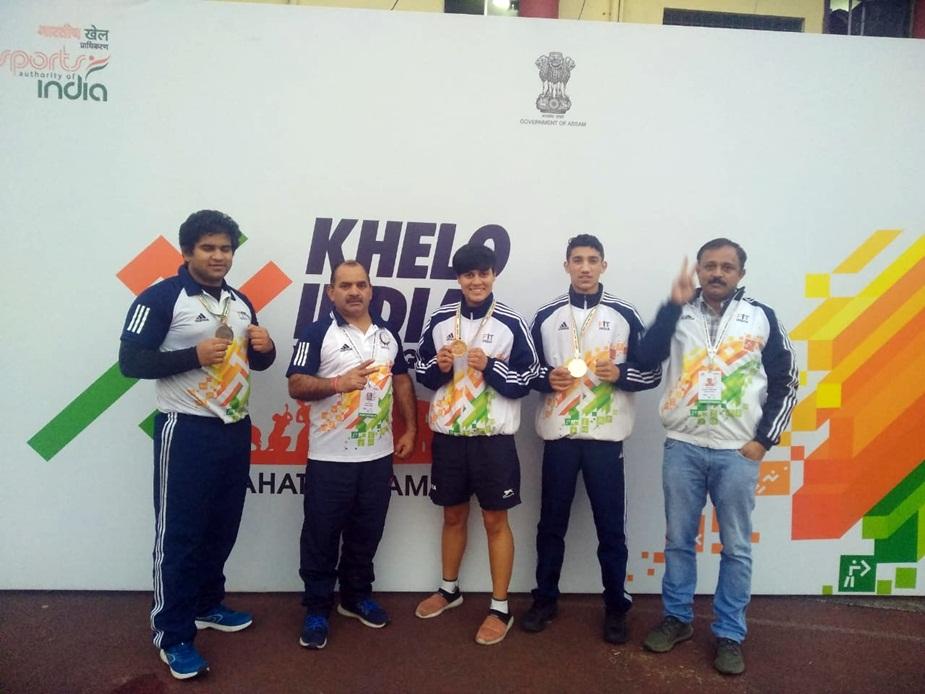 खेलो इंडिया गेम्स में हिमाचली बॉक्सरों का जलवा.
